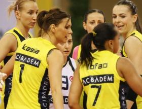 Sarı melekler Dünya Şampiyonu !