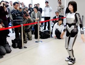 Robotlar 3 gün maraton koşacak
