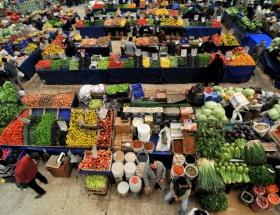 Tahıl üretimi azaldı, sebze meyve arttı