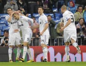 Real gol yağdırdı