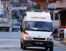 Fostera ambulans esrarı çözüldü