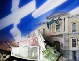 Yunan halkından IMFye barikat