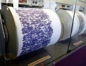 Erzincanda deprem!