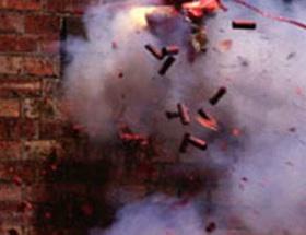 Sultangazide ses bombası