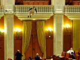 Parlamentoda intihar