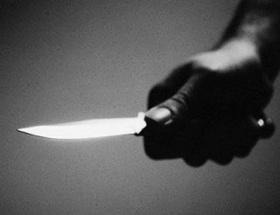 Tartışığı amcasını bıçakla öldürdü