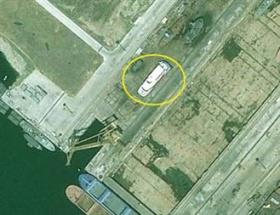 Yeni Savarona Google Earthte