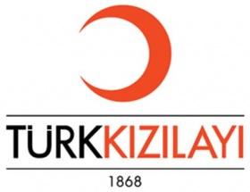 Kızılay, Tuzhurmatuda yardım dağıttı