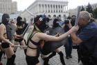 Seksi protesto