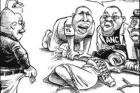 Sansürlü karikatürler