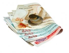 Asgari ücret artık 629 Lira!