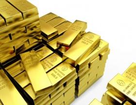Uçağın tuvaletinde 24 külçe altın