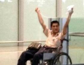 Pekindeki havalimanında intihar saldırısı
