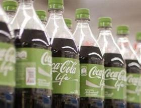 Coca Cola yeşil oldu