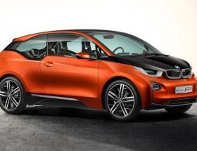 BMW 5 bin elektirikli araç üretti