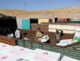 Ramazanda 2.5 milyon Suriyeliye yardım ulaştırıldı