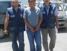 İzmirdeki cinayetin zanlısı tutuklandı