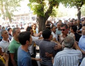 CHP ve AKPliler birbirine girdi!