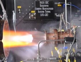 NASA yazıcıdan roket çıkarttı!