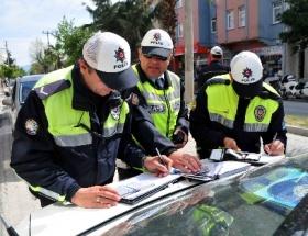 Adanada bir ayda 8 milyon TL trafik cezası
