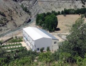 Baraj santrali merkezine bomba