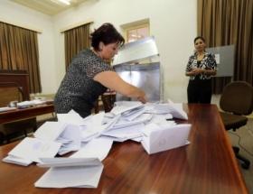 KKTCde oy verme işlemi tamamlandı, sandıklar açılmaya başladı