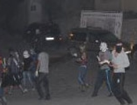 PYDye destek eylemine polis müdahalesi