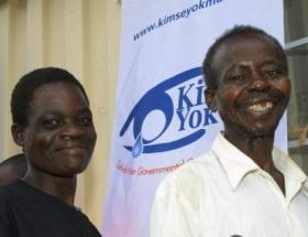 Kimse Yok Mu Ugandada yüzleri güldürdü