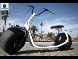 Gençlerin yeni gözdesi: Elektrikli scooter