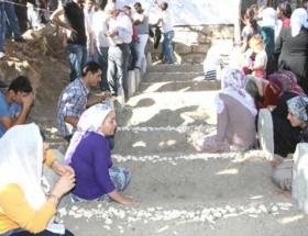 Silvandaki cinayet protesto edildi