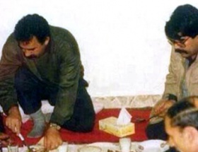 Öcalan-Müslim aynı karede