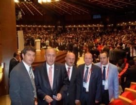 Özer Matlı, TOOB Ticaret Borsaları Konseyinde
