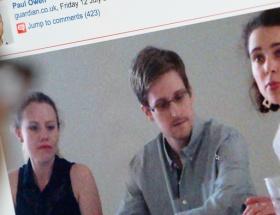 Snowden iş arıyor