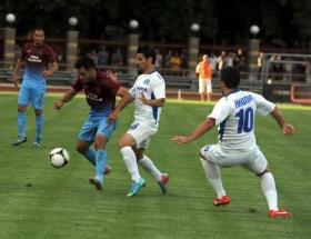 Dinamo Minsk 0-1 Trabzonspor