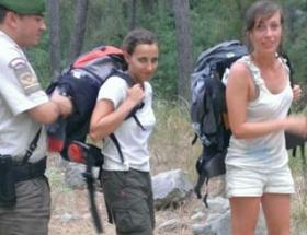 Kaybolan Fransız turistleri jandarma buldu