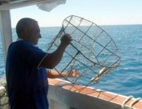 Kafesle balık ava 2 bin 769 lira ceza