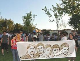 Gezi olaylarında ölenler için 5 fidanı dikildi