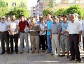 Suriyede saldırılar Midyatta kınandı