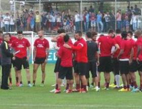 Trabzonspor hazırlıklarına başladı