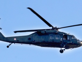 Silivrideki olayların helikopter görüntüleri dağıtıldı