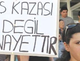 Yetim çocuklardan protesto