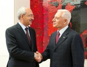 Kılıçdaroğlu, Haberal ile görüştü