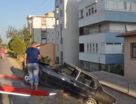 Edremitte trafik kazası: 2 yaralı
