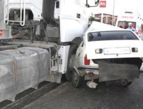 Sapancada iki ayrı trafik kazası: 2 yaralı
