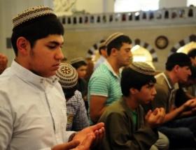 Türkmenistanda Ramazan bayramı sevinci