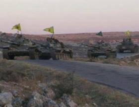 Esadın tankları PYDye sığındı