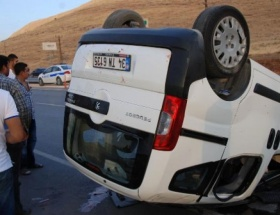 Elbistanda trafik kazası: 1 ölü
