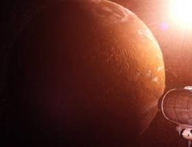 Dünyadaki yaşam Marstan geldi