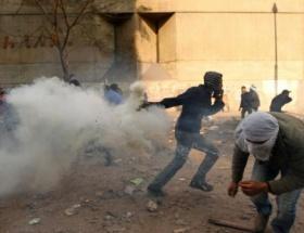 Mısırda polis ve göstericiler arasında çatışma