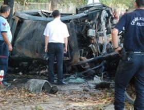 Ceyhanda trafik kazası: 4 ölü, 7 yaralı